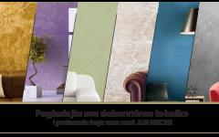 Pogledajte sve dekorativne tehnike i proizvode koje vam nudi JUB DECOR